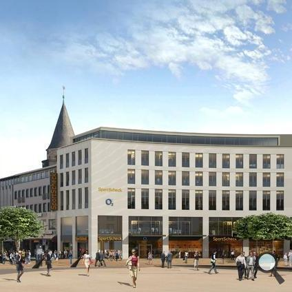 "Kanada Bau investiert in ""Haus am Kö"" in Kassel"