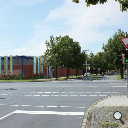 Braunschweig, Kanzlerfeld - Visualisierung