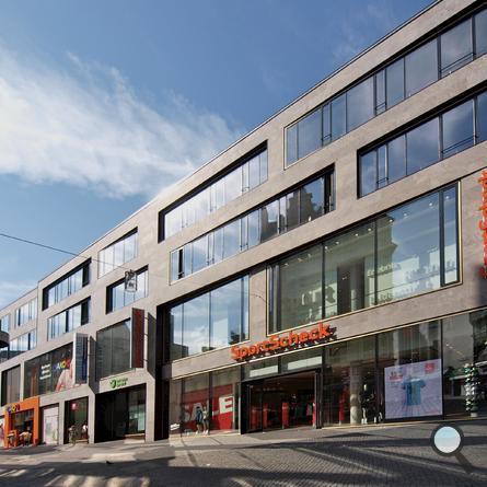 Einkaufs- und Erlebniszentrum Alte Post eröffnet
