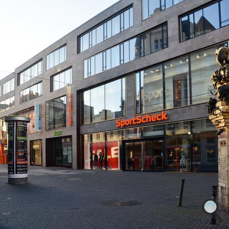 Braunschweig, Alte Post / Kattreppeln - Stand: 01.02.2014