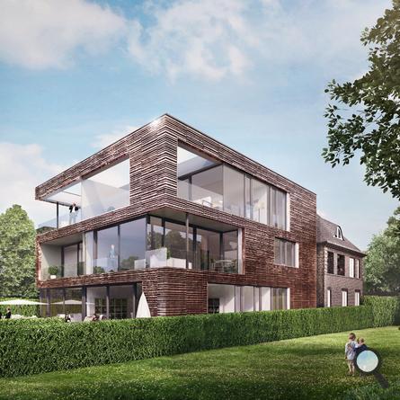 Neuer Logenplatz an der Elbe