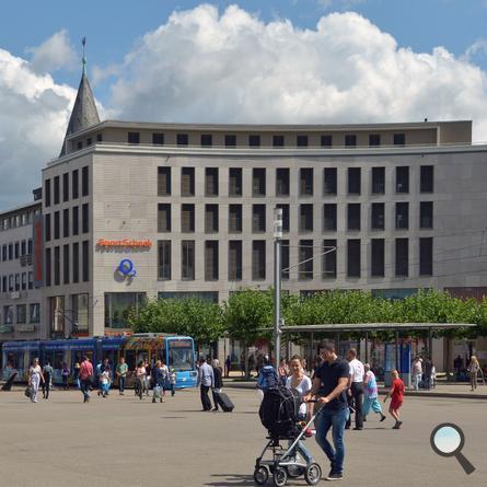 Kassel, Königsplatz 40-42