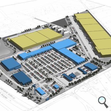 Heinrich der Löwe Kaserne wird Businesspark