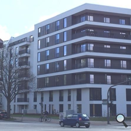 Hamburg-Eppendorf, Martinistraße - Stand: 04.05.2016